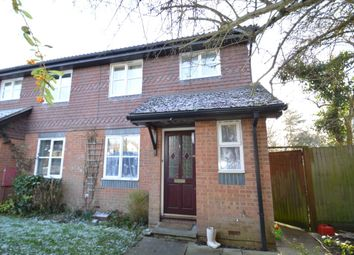 Thumbnail 3 bed terraced house for sale in Badger Way, Hazlemere, High Wycombe