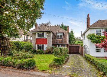 Thumbnail 3 bed detached house for sale in Holbrook Lane, Chislehurst