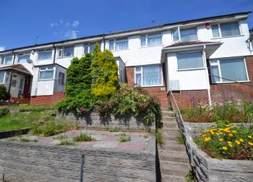 Thumbnail 3 bed terraced house for sale in St. Aidens Rise, Barry