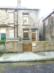 Thumbnail 1 bed end terrace house to rent in Clarendon Terrace, Pudsey