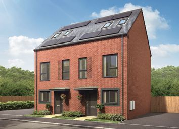 "Thumbnail 3 bedroom semi-detached house for sale in ""The Tay"" at Showell Road, Wolverhampton"
