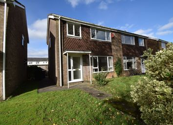 Thumbnail 3 bed semi-detached house to rent in Barry Walk, Rogerstone, Newport