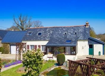 Thumbnail 4 bed property for sale in Bourbriac, Côtes-D'armor, France
