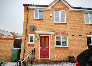 Thumbnail 3 bedroom end terrace house to rent in Newbury Road, Brotton, Saltburn-By-The-Sea