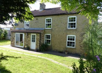 Thumbnail 3 bed detached house for sale in Main Road, Langworth, Lincoln