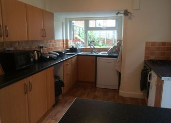 Thumbnail 6 bed terraced house to rent in St. Johns Road, Exeter