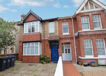 Thumbnail 2 bed flat to rent in Valencia Road, Worthing