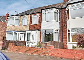 Thumbnail 3 bedroom terraced house for sale in Lodge Street, Hull