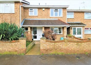 Thumbnail 3 bed terraced house for sale in Harvest Road, Canvey Island, Essex