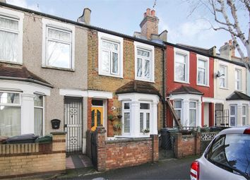 Thumbnail 2 bed terraced house for sale in Waverley Road, Walthamstow, London