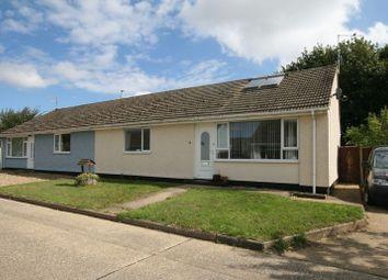 Thumbnail 2 bed semi-detached bungalow for sale in Ambleside, Wicken Green Village, Fakenham