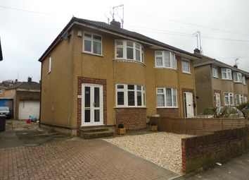 Thumbnail 3 bed semi-detached house for sale in Willis Road, Kingswood, Bristol
