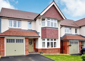 Thumbnail 4 bed detached house for sale in Robin Way, Kingsteignton, Newton Abbot, Devon