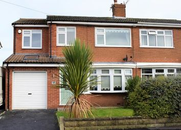 Thumbnail 4 bed semi-detached house for sale in Calder Drive, Maghull