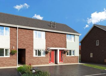 "Thumbnail 2 bed property for sale in ""The Buttercup At Meadow View, Shirebrook"" at Brook Park East Road, Shirebrook, Mansfield"