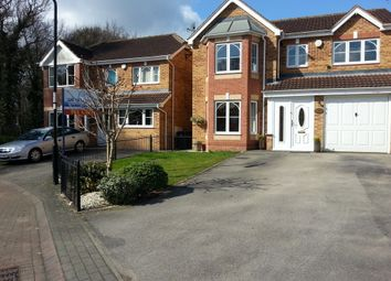 Thumbnail 4 bed detached house to rent in Hesley Mews, Scholes, Rotherham