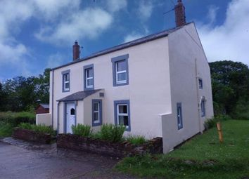 Thumbnail 4 bed detached house for sale in Barras Lodge, Banks, Brampton, Cumbria
