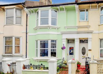 Thumbnail 3 bed terraced house for sale in Campbell Road, Brighton, East Sussex