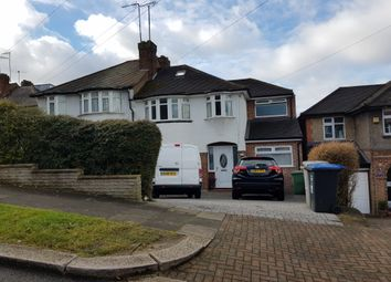 Thumbnail 5 bed semi-detached house for sale in Uxendon Hill, Wembley Park