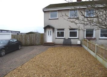 Thumbnail 3 bed semi-detached house for sale in Border Crescent, Gretna, Dumfries And Galloway