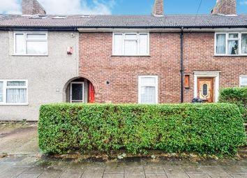 Thumbnail 2 bed terraced house for sale in Dagenham, Essex, .