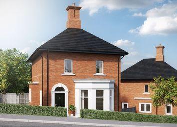 Thumbnail 4 bedroom detached house for sale in Westmount Park, Belfast Road, Newtownards