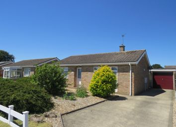 Thumbnail  Detached bungalow for sale in Millfield, Ashill, Thetford