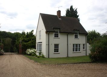 Thumbnail 3 bed detached house to rent in Benhams Lane, Fawley, Henley-On-Thames, Oxfordshire