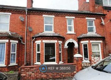 Thumbnail 2 bed terraced house to rent in St Catherines Grove, Lincoln