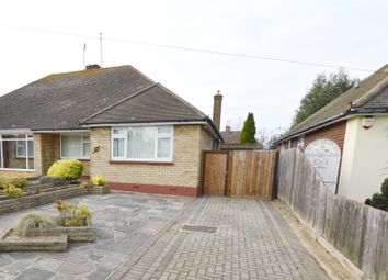 Thumbnail 3 bed semi-detached bungalow for sale in Maplin Way, Thorpe Bay, Essex