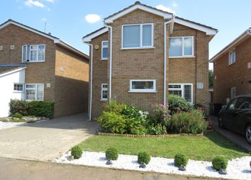 Thumbnail 4 bedroom detached house for sale in Claydown Way, Slip End, Luton