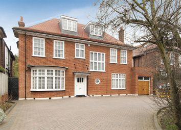 Thumbnail 7 bed detached house to rent in The Bishops Avenue, Kenwood