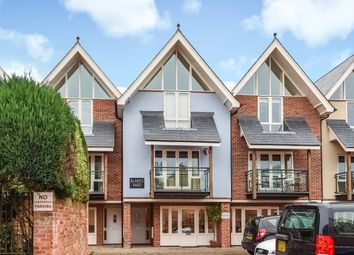 Thumbnail 2 bed town house to rent in New Street Mews, Lymington