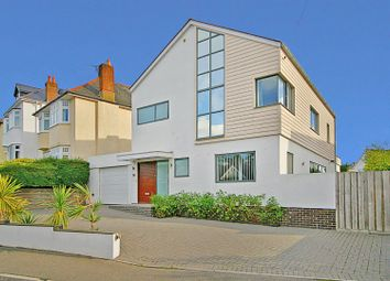 Thumbnail 4 bedroom detached house for sale in Whitecliff Crescent, Parkstone, Poole