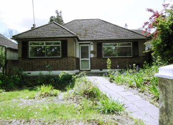 Thumbnail 2 bedroom bungalow for sale in Woodside Lane, Bexley