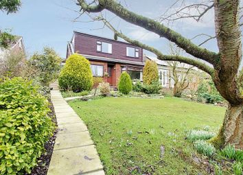 Thumbnail 3 bed semi-detached bungalow for sale in The Butts, Little Weighton, Cottingham