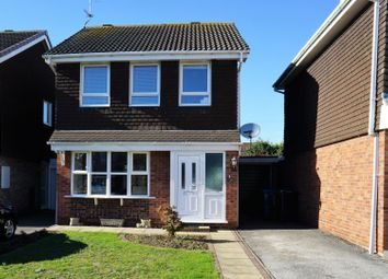 Thumbnail 3 bed detached house for sale in Uplands Close, Stafford