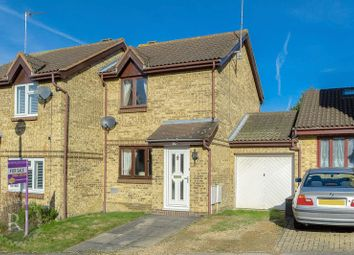 Thumbnail 2 bedroom semi-detached house for sale in Westwood Close, Great Holm, Milton Keynes