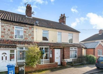 Thumbnail 2 bedroom terraced house for sale in Thorpe Hamlet, Norwich, Norfolk