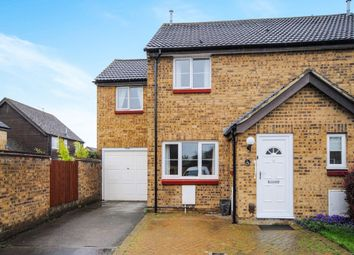 Thumbnail 3 bed semi-detached house to rent in Burwell Meadow, Witney