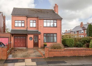 Thumbnail 4 bed detached house for sale in Heyes Road, Orrell, Wigan