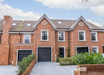 Thumbnail 3 bed detached house for sale in Cavendish Road, St. Georges Hill, Weybridge