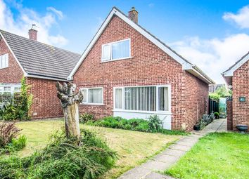 Thumbnail 3 bedroom detached house for sale in South Gage Close, Sprowston, Norwich