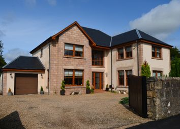 Thumbnail 5 bed detached house for sale in Peel Street, Cardross, Argyll & Bute