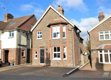 Thumbnail 3 bedroom detached house for sale in Braemore, Cranston Road, East Grinstead, West Sussex