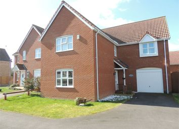 Thumbnail 4 bed detached house for sale in Tinkers Way, Downham Market