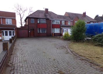 Thumbnail 3 bedroom semi-detached house for sale in Broadway, Walsall