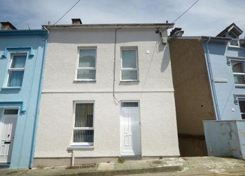 Thumbnail 4 bed end terrace house for sale in Roche Terrace, Porthmadog, Gwynedd