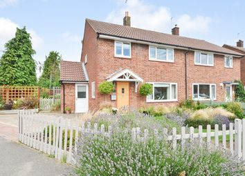 Thumbnail 3 bedroom semi-detached house for sale in Puttocks Drive, Welham Green