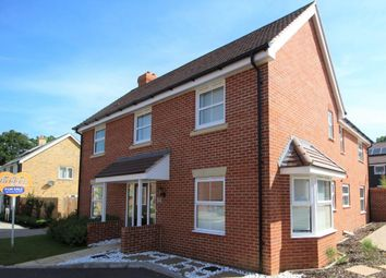 4 bed detached house for sale in Church Crookham, Fleet GU52